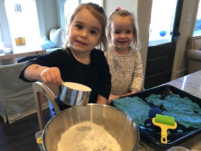 valentina-play-dough
