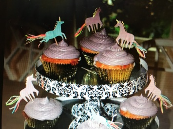 VV cupcakes