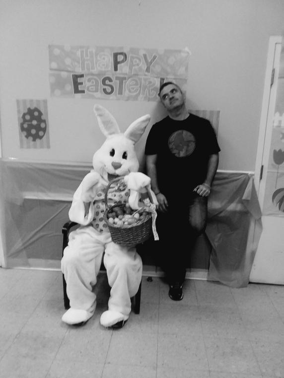 Keith & Bunny