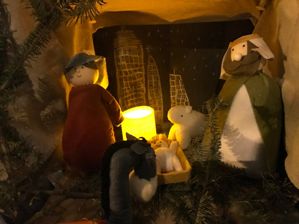 Nativity no flash