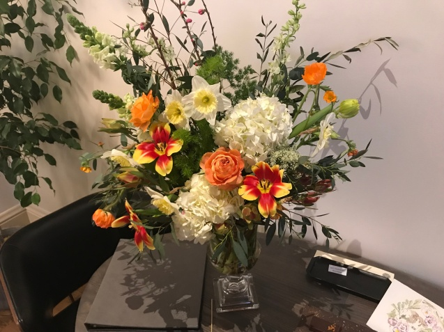 40 flowers