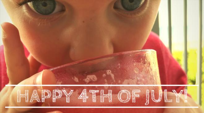 Happy 4th of July! Tucker