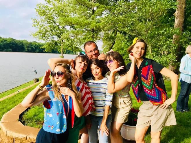 Mom turns 70 summer 2019 family