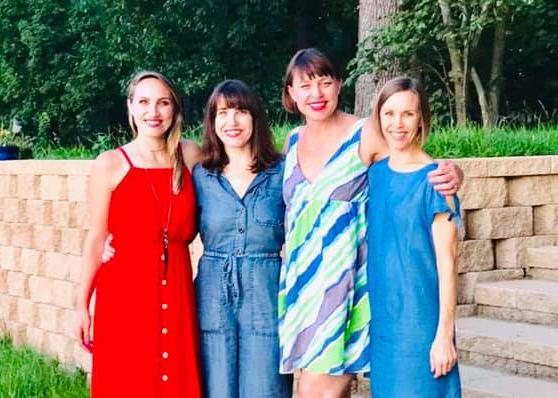 Sisters summer 2019